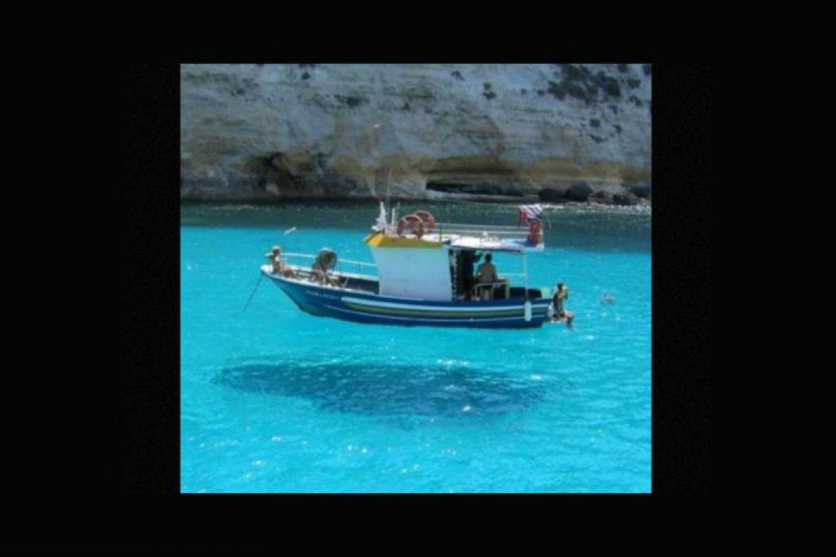 ¿Está flotando en el aire o en el agua? Foto:Tumblr. Imagen Por: