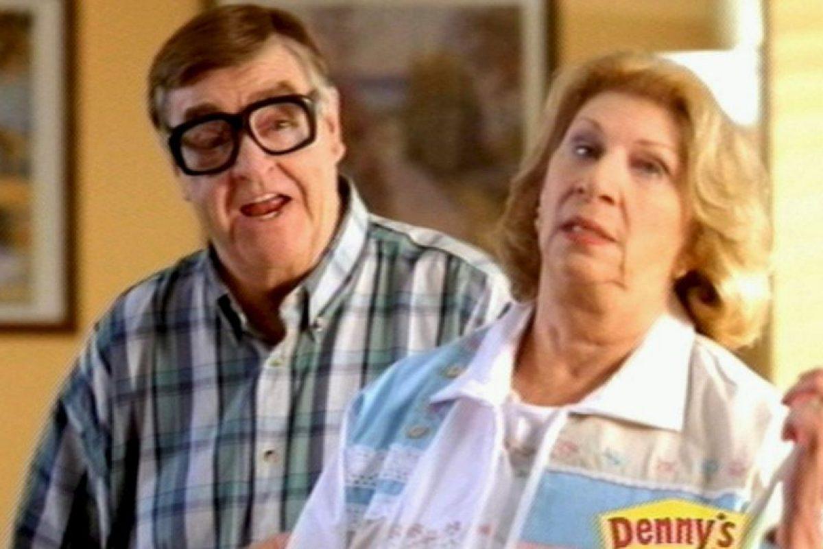 "Liz Sheridan interpretó a Helen Seinfeld, madre de Jerry Seinfeld en la ficción de la serie televisiva ""Seinfeld"" Foto:Getty Images. Imagen Por:"