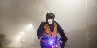 No sólo en Santiago: 10 comunas en el sur amanecen con alerta ambiental