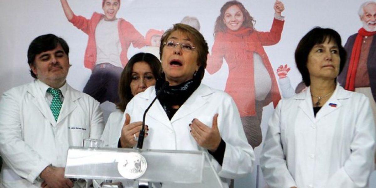 Presidenta Bachelet da inicio a la campaña de invierno 2016