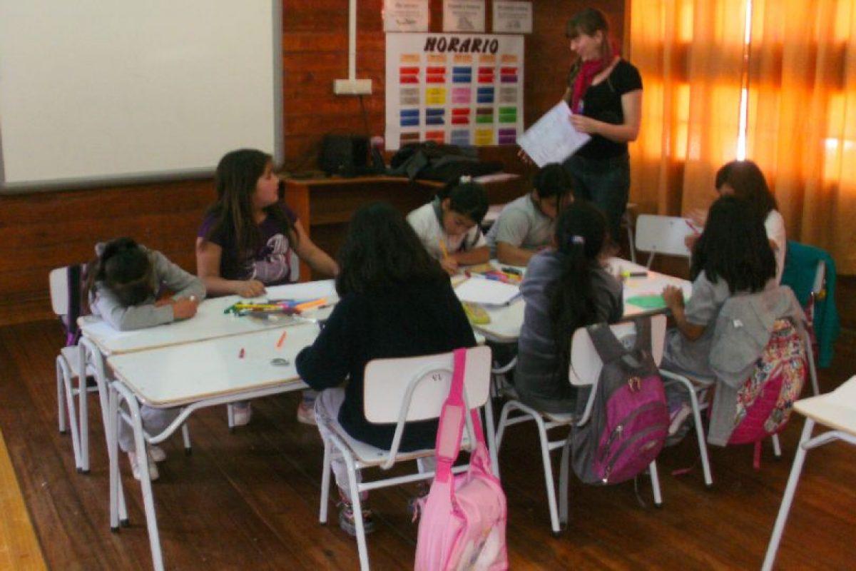 Foto:Gentileza Fundación Entreniños. Imagen Por: