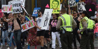 Detenido en Los Ángeles hombre que quería atacar desfile del Orgullo Gay