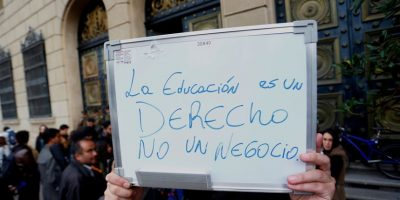 Movimiento Deuda Educativa anuncia movilizaciones
