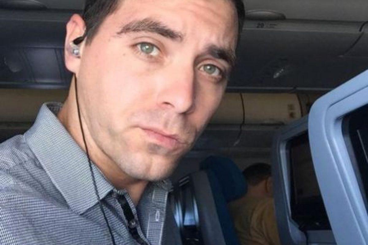 Edward Sotomayor Jr., de 34 años fue víctima de la balacera en Orlando.. Imagen Por: