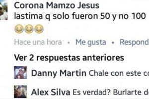 El comentario que le costó el empleo a un funcionario en México Foto:Facebook. Imagen Por:
