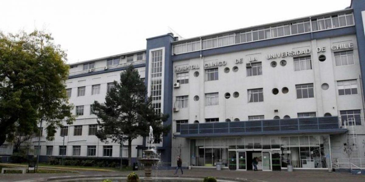 Piden $12.500 millones para formar especialistas en hospital de la Universidad de Chile
