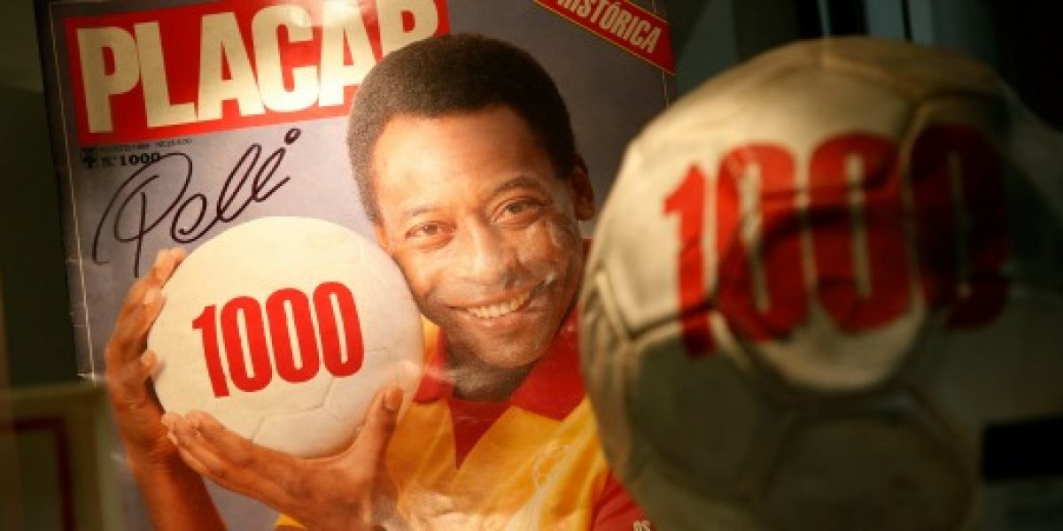 La subasta de la vida de Pelé recaudó 5 millones de dólares