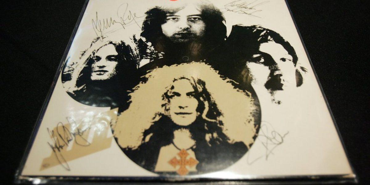 Led Zeppelin acusado de plagio por