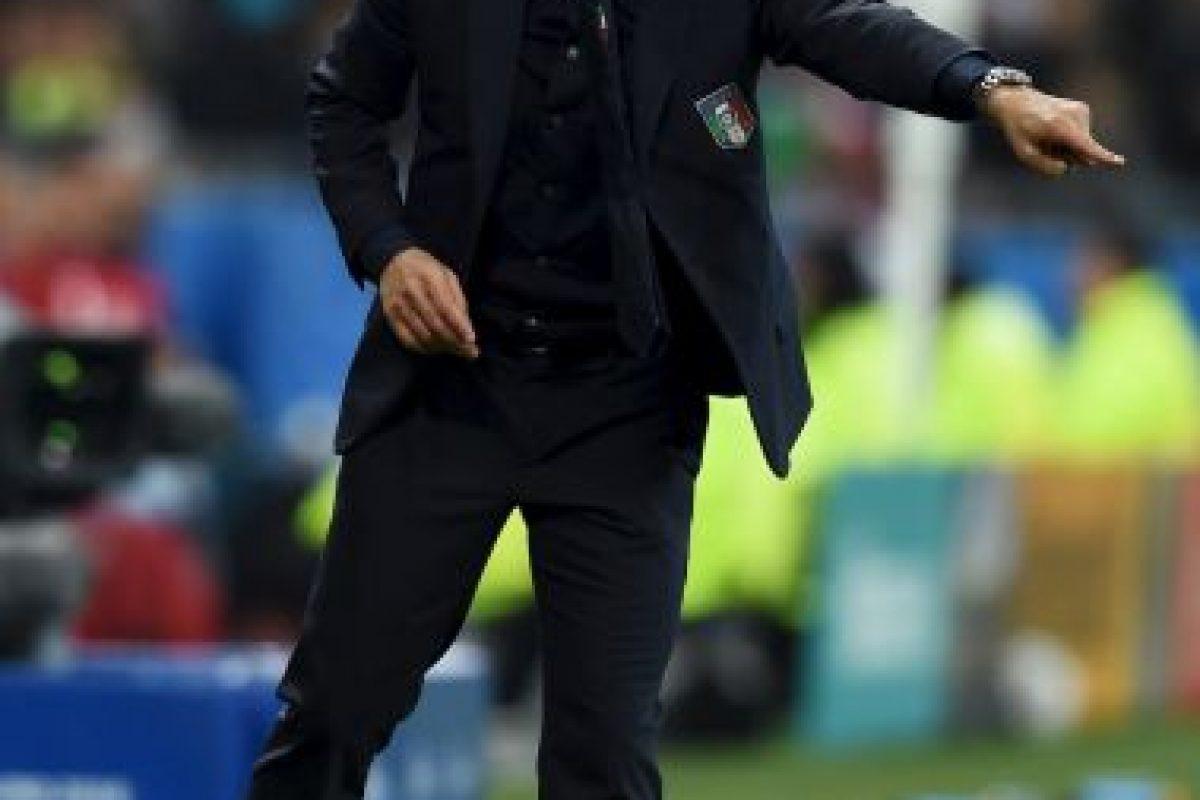 Poco le debe haber importado el dolor tras la victoria que consiguieron por 2 a 0 ante Bélgica Foto:Getty Images. Imagen Por: