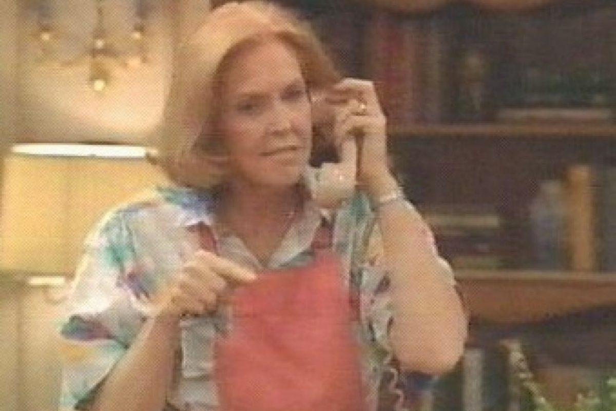 La abuela Dorothy Foto:NBC. Imagen Por: