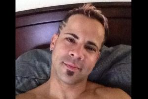Xavier Emmanuel Serrano Rosado, de 35 años. Foto:Facebook. Imagen Por: