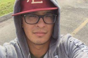Simon Adrian Carrillo Fernandez, de 31 años. Foto:Facebook. Imagen Por: