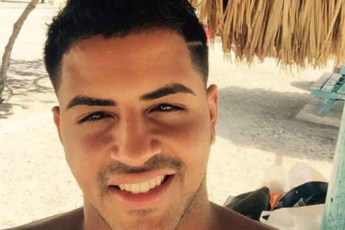 Oscar A Aracena-Montero, de 26 años acompañaba a Carrillo Foto:Facebook. Imagen Por: