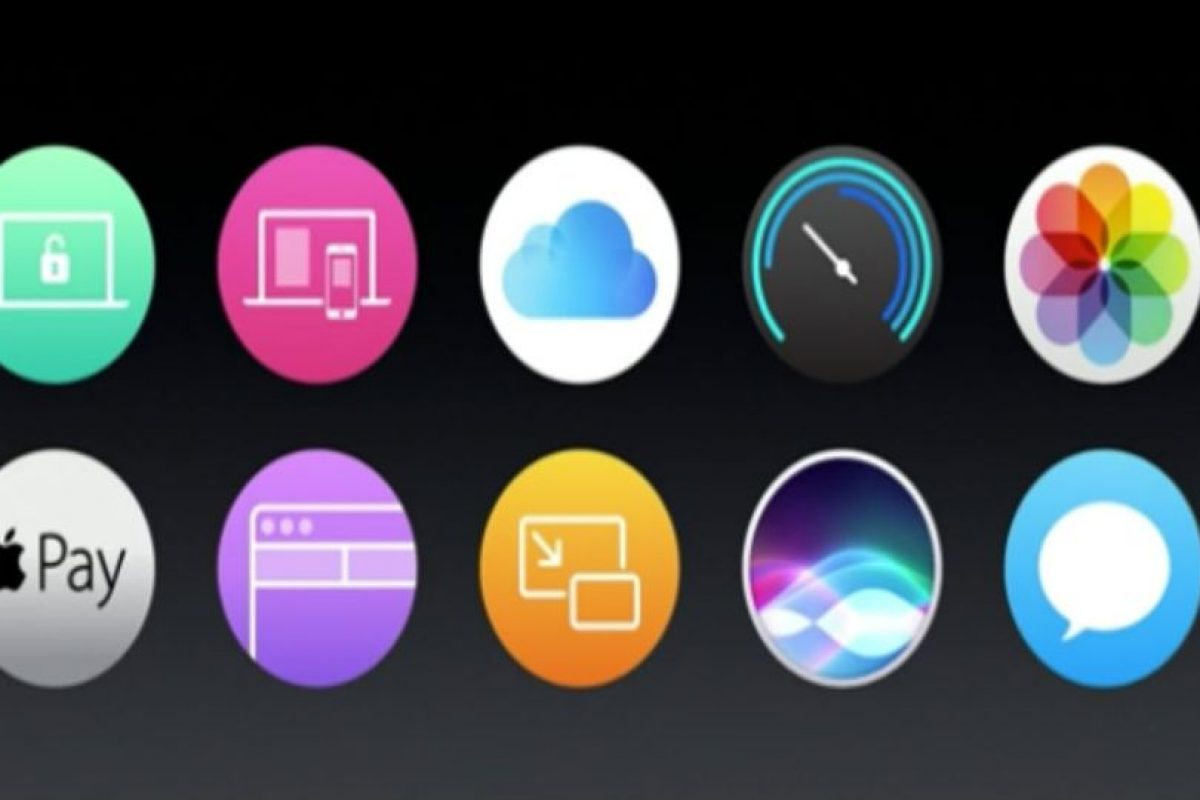 Nuevas funciones llegarán a los dispositivos Apple. Foto:WWDC. Imagen Por: