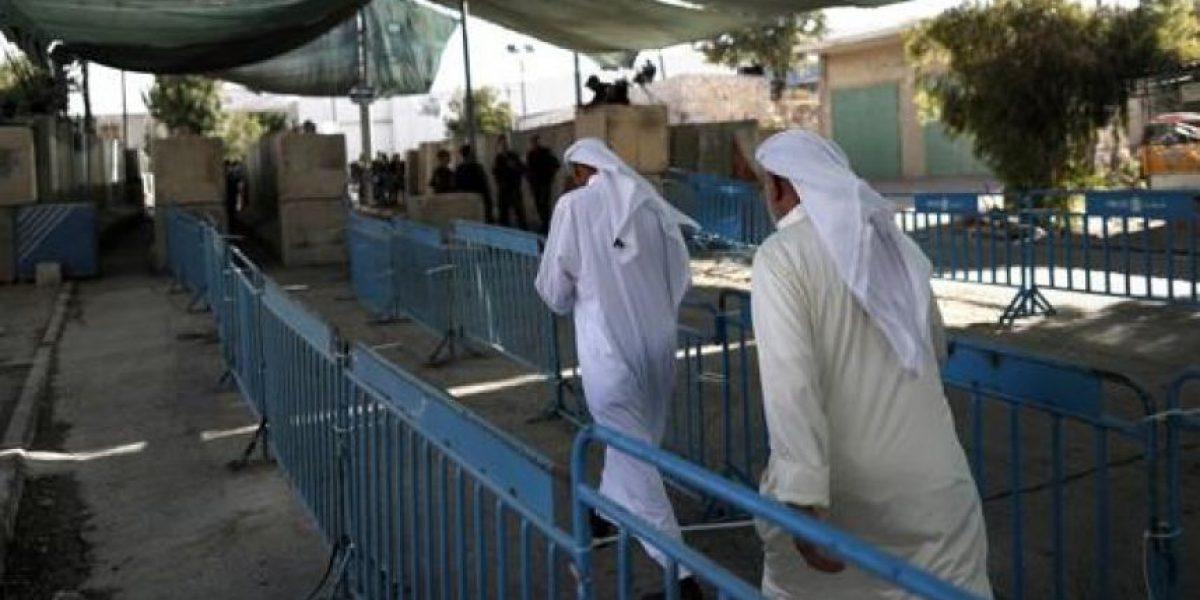 Israel vuelve a abrir el paso en los Territorios Palestinos