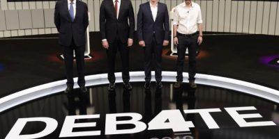 Debate no aclara el panorama electoral en España a pesar de cruce de críticas