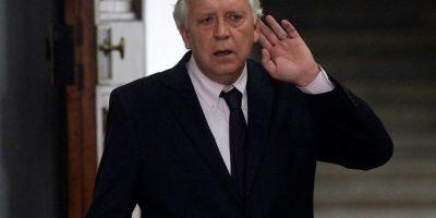 Burgos evalúa ser candidato a senador por La Araucanía: