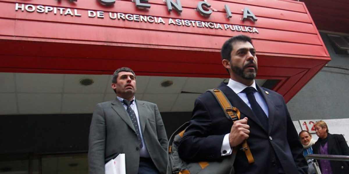 Fiscal sostiene primer encuentro con Nabila Rifo tras brutal agresión en Coyhaique