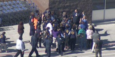 Abatido por la Policía hombre armado con rehenes en almacén de Texas (EEUU)