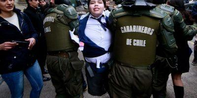 Líder de la Cones es detenido tras