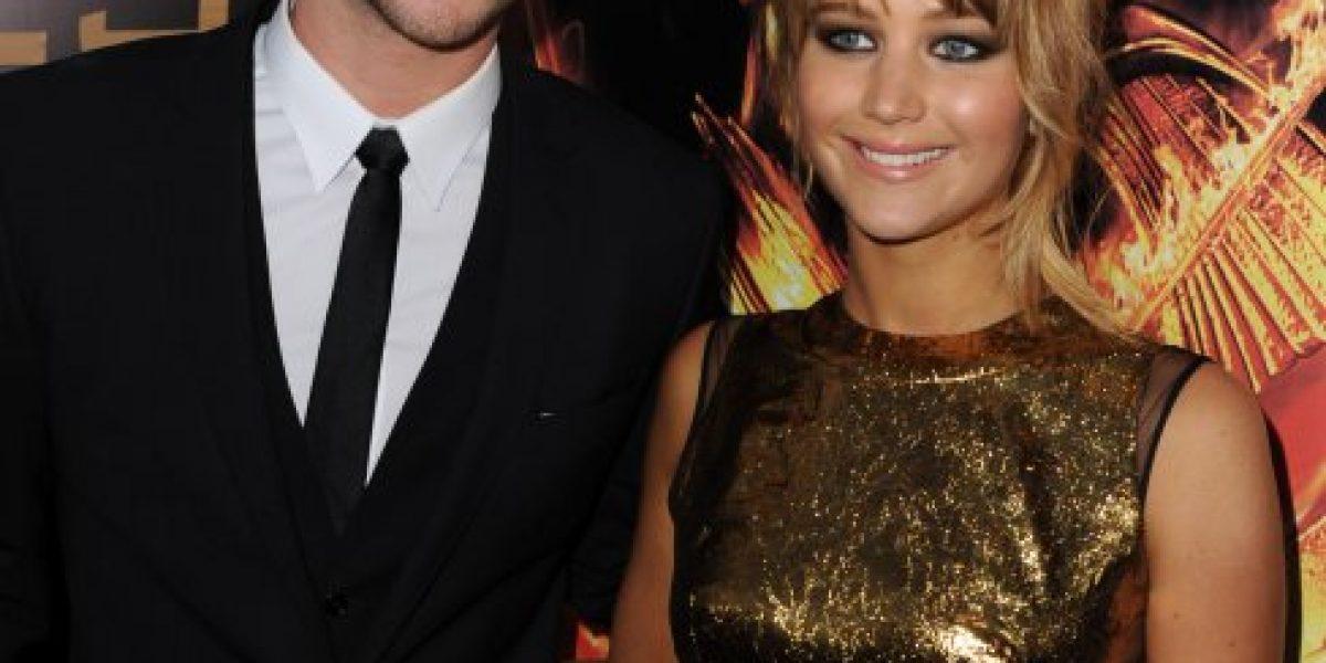 La cercana y entretenida amistad entre Liam Hemsworth y Jennifer Lawrence