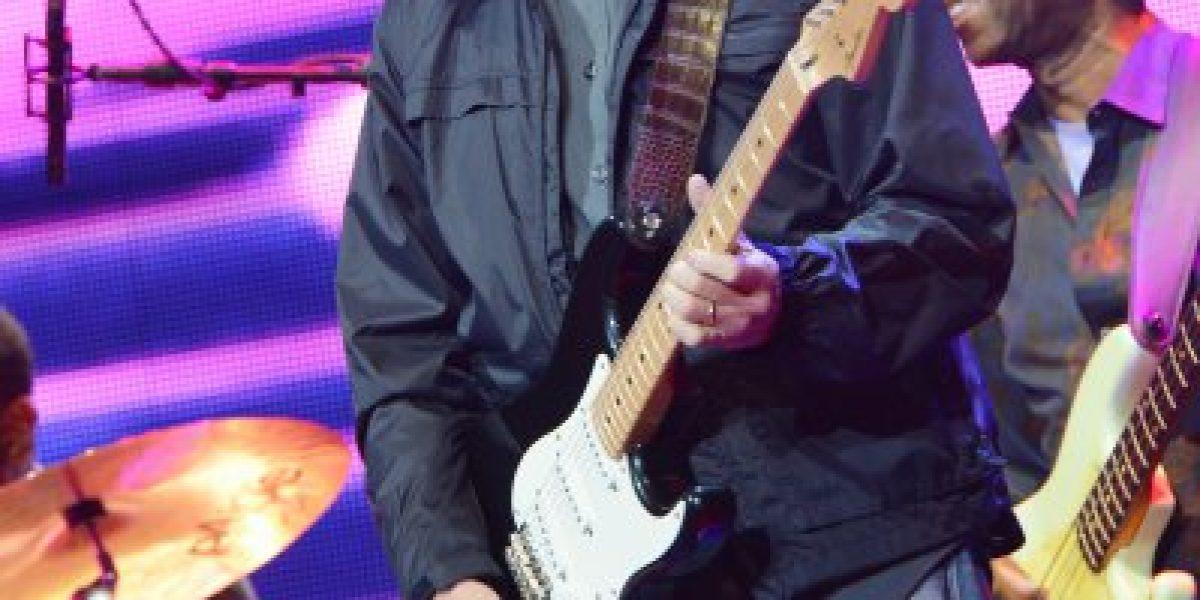 Eric Clapton podría dejar la música por compleja enfermedad