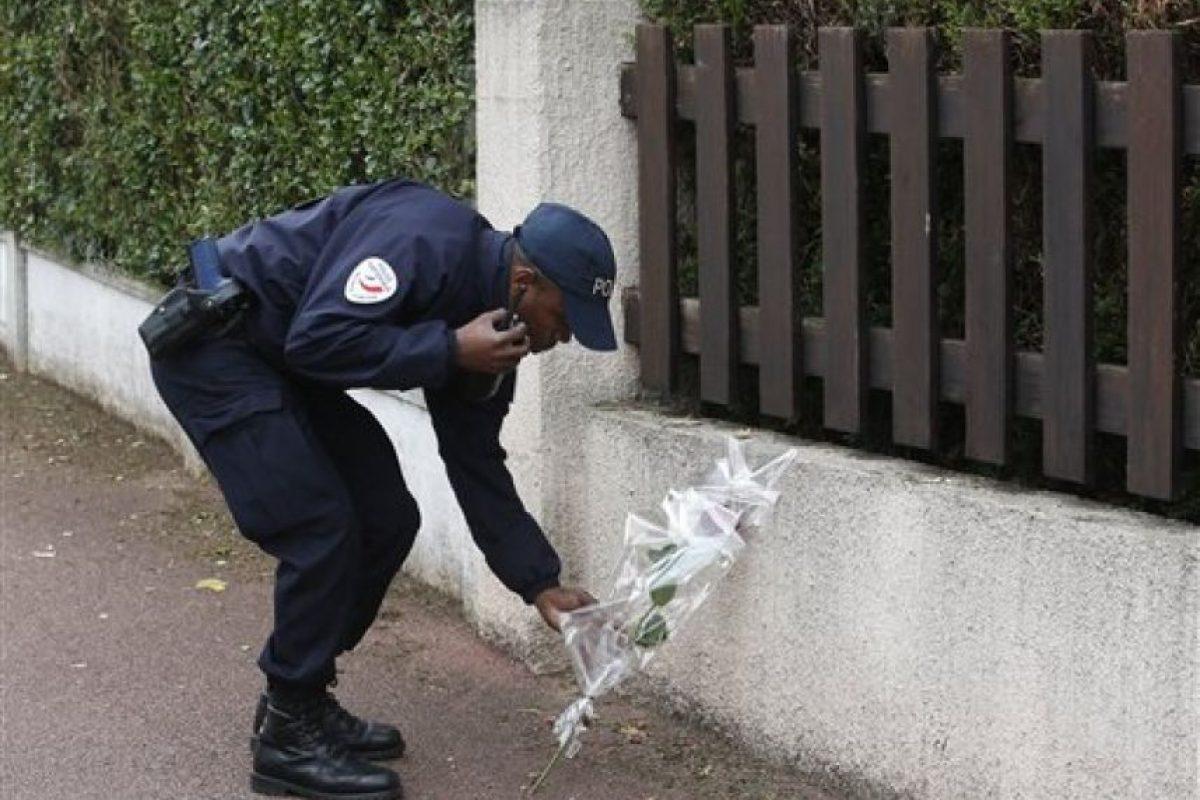 Su atacante Larossi Abballa, otro francés que se declaró militante del Estado Islámico. Foto:AP. Imagen Por: