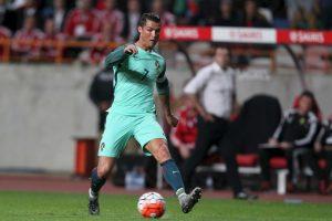 La gran esperanza de Portugal recae en Cristiano Ronaldo Foto:Getty Images. Imagen Por: