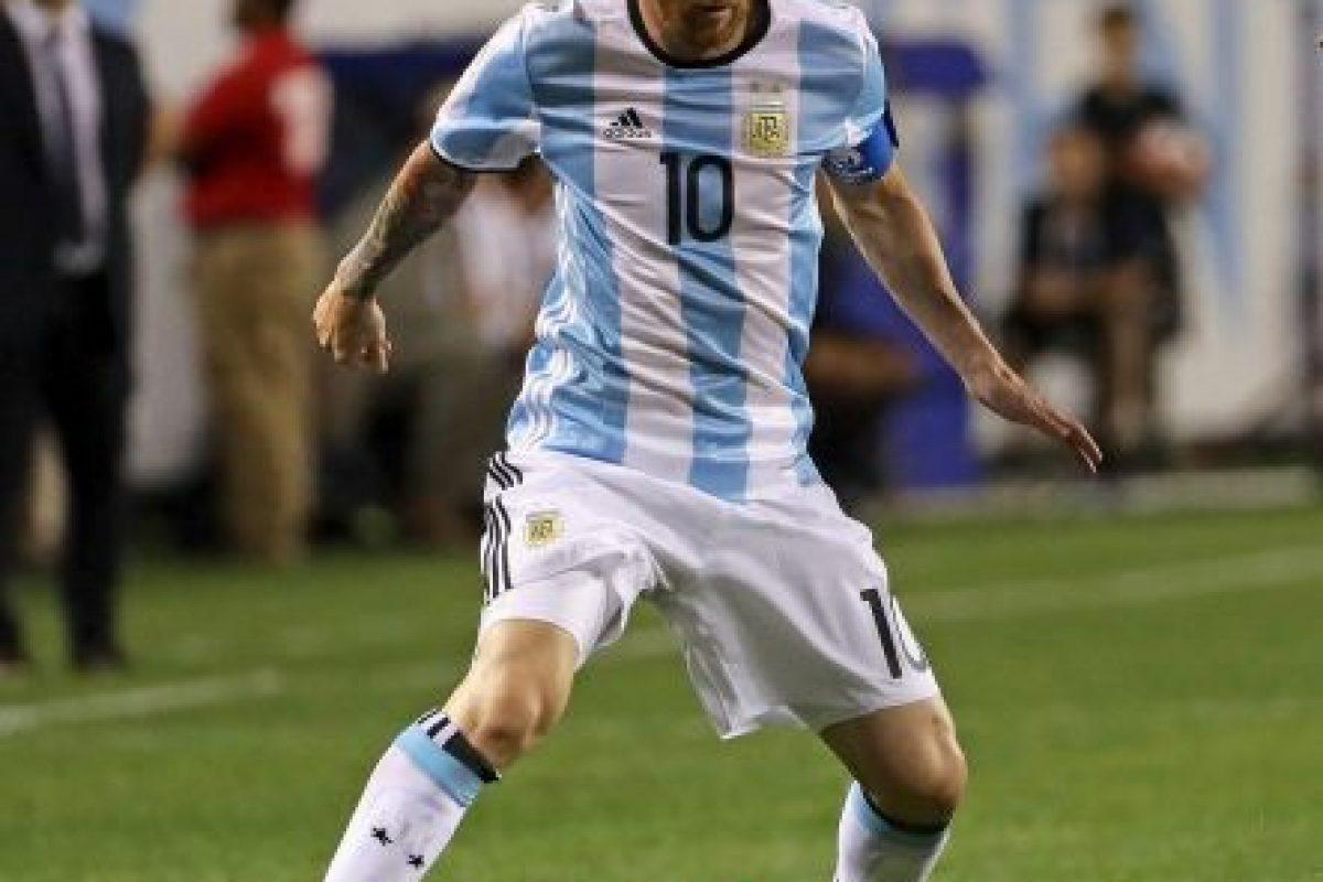Indicó que no se quitará la barba hasta el fin del torneo Foto:Getty Images. Imagen Por: