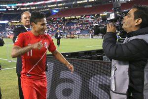 La derrota dejó fuera a Brasil y le dio la clasificación a Perú Foto:Getty Images. Imagen Por: