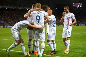 Los islandeses debutan en el torneo continental de selecciones Foto:Getty Images. Imagen Por: