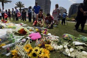 Esto a pesar de que Estados Unidos continúa de luto. Foto:AP. Imagen Por: