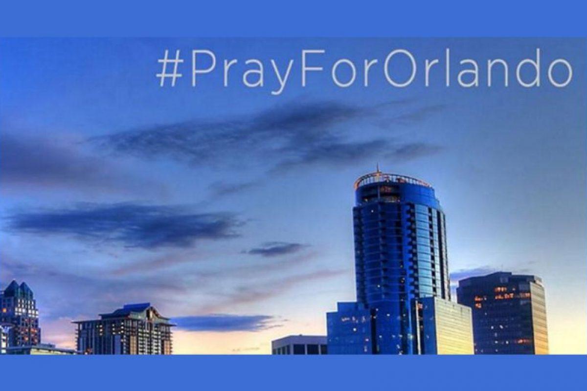 Tras la tragedia en Orlando, Florida, donde murieron 50 personas en un tiroteo. Foto:Facebook. Imagen Por: