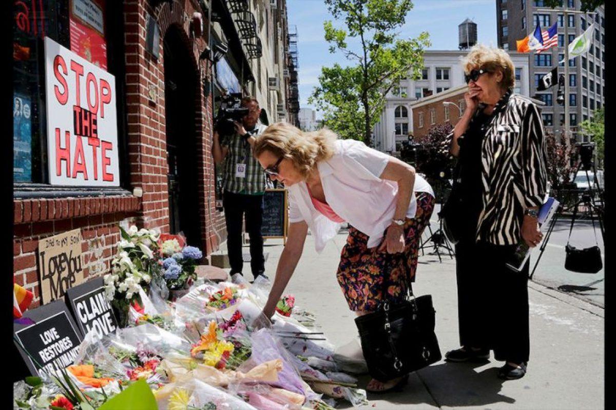 Durante el ataque murieron 50 personas. Foto:AP. Imagen Por: