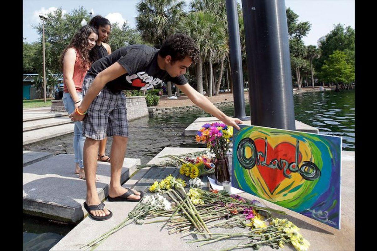 """Protestas han inundado las calles de Estados Unidos tras la masacre registrada en el club gay """"Pulse"""" Foto:AP. Imagen Por:"""