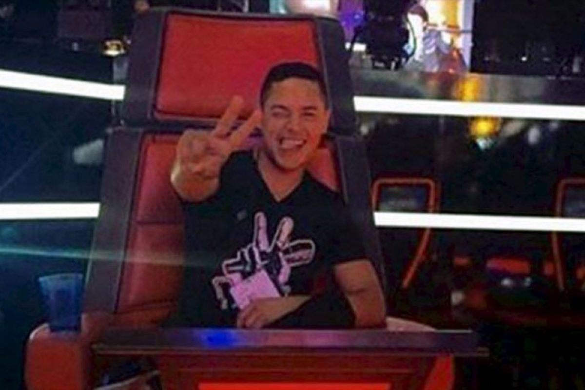 "Jonathan Antonio Camuy Vega trabajaba en la producción del popular show de Telemundo ""La Voz Kids"" Foto:NAHJ. Imagen Por:"