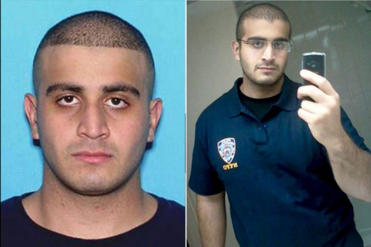 Omar Saddiqui Mateen fue el hombre que irrumpió en el centro nocturno y comenzó a disparar indiscriminadamente. Foto:Especial. Imagen Por: