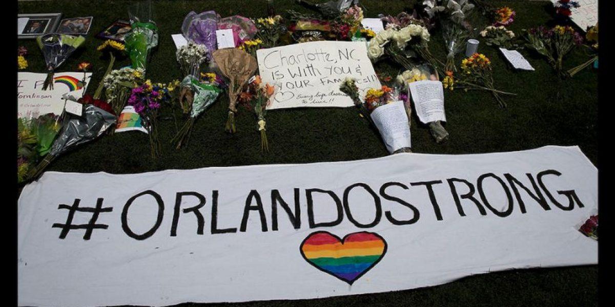 Salen del clóset en apoyo a víctimas de masacre en Orlando