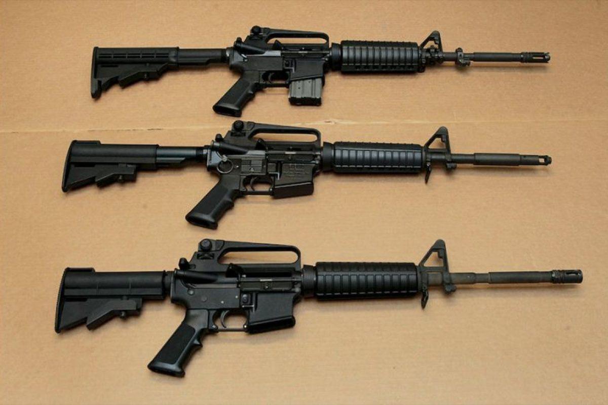 Utilizó un rifle AR-15 para acabar con la vida de los asistentes. Foto:AP. Imagen Por:
