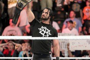 Seth Rollins regresó a exigir el campeonato que perdió por una lesión en la rodilla Foto:WWE. Imagen Por: