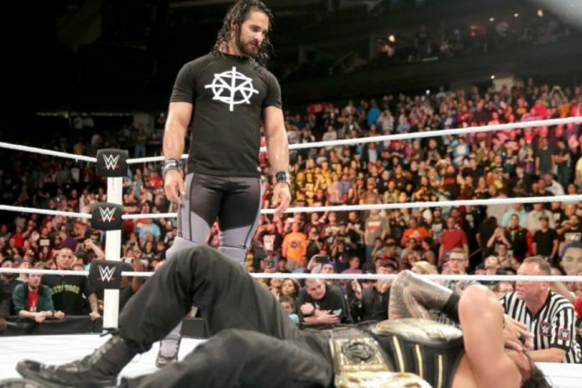 Enfrentará a Roman Reigns en Money in the Bank Foto: WWEWWE. Imagen Por: