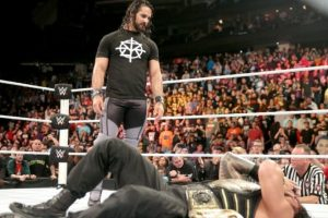 Enfrentará a Roman Reigns en Money in the Bank Foto:WWEWWE. Imagen Por: