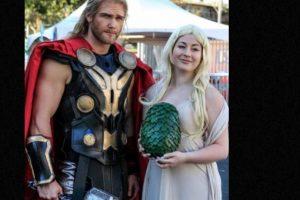 """Andrew Lutomski es """"Thor of Oz"""" Foto:vía Facebook. Imagen Por:"""
