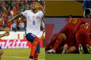 Chile vs. Panamá Foto:Getty Images. Imagen Por: