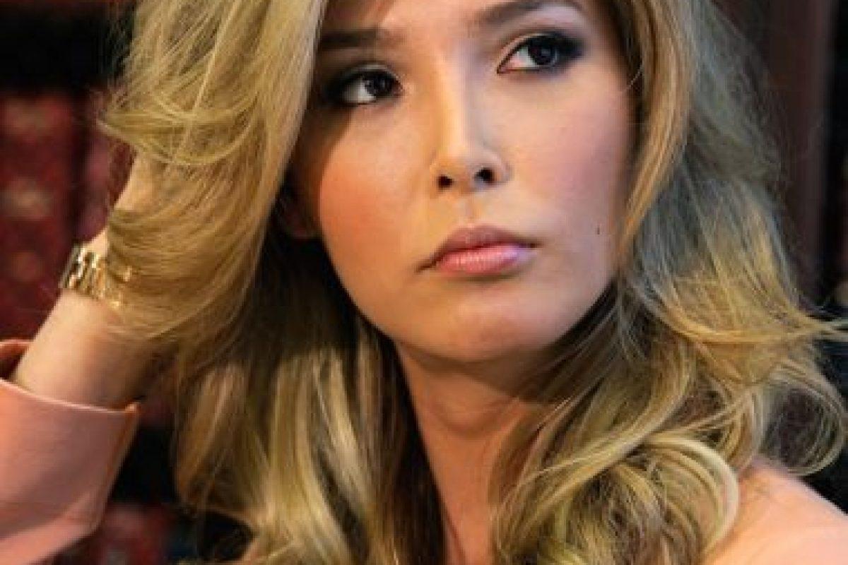 Fue expulsada del concurso de belleza Miss Universo Canadá cuando se descubrió que había nacido hombre. Foto:Getty Images. Imagen Por: