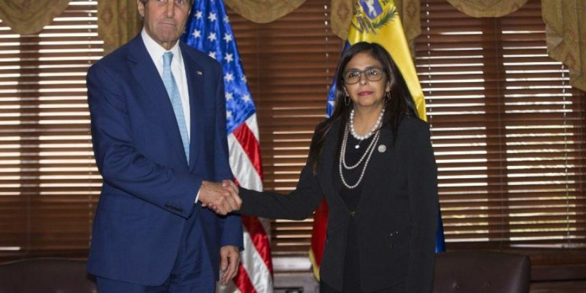 Washington iniciará un diálogo con Caracas para abordar crisis de Venezuela