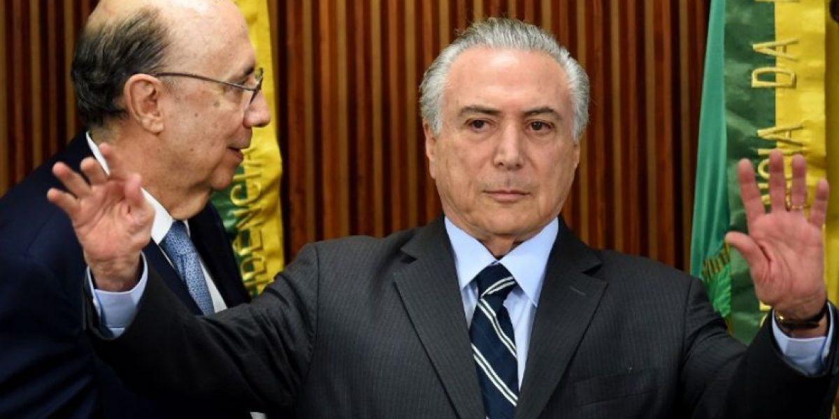 Delator implica a Temer en las corruptelas asociadas a Petrobras