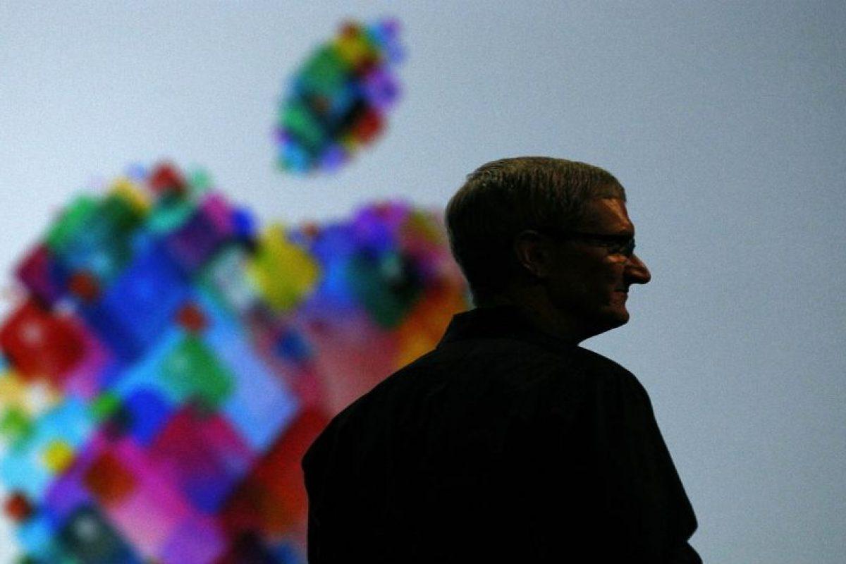 Y emocionó a la comunidad de fanáticos de Apple. Foto:Getty Images. Imagen Por: