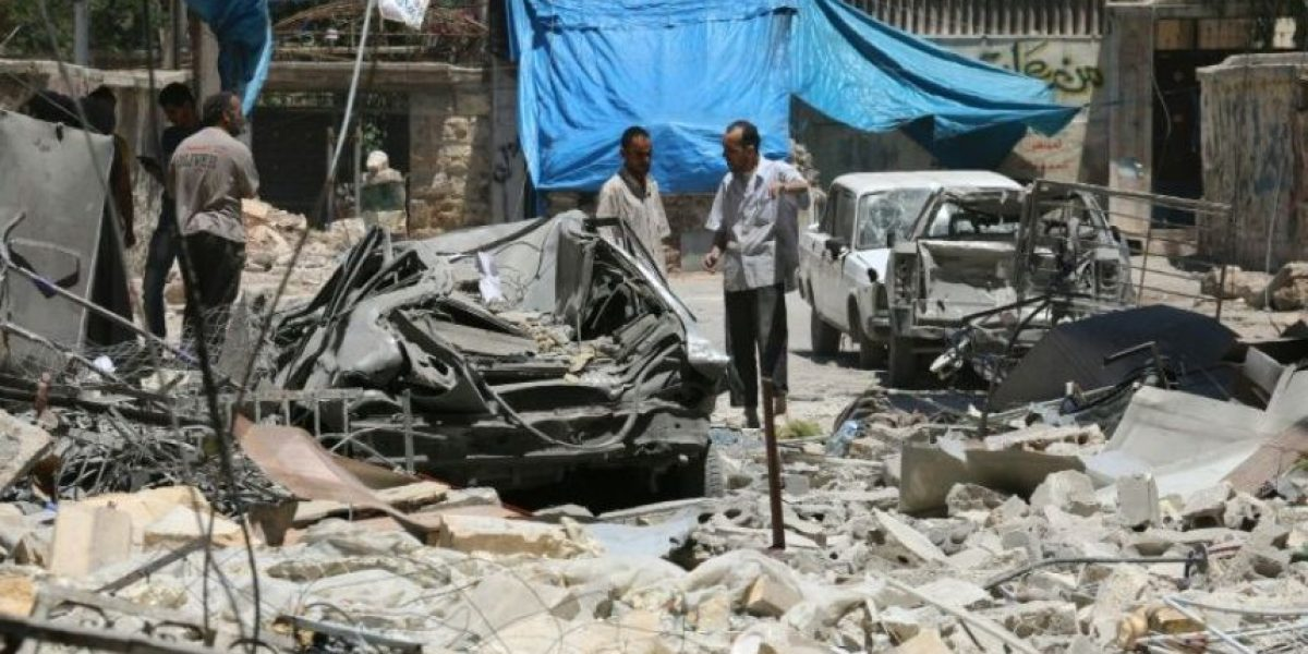 Mueren 70 combatientes en la provincia siria de Alepo