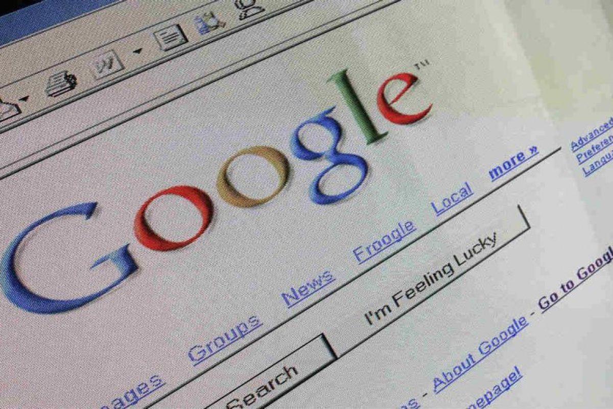 Cada segundo se hacen 2 millones de búsquedas en Google. Foto:Getty Images. Imagen Por: